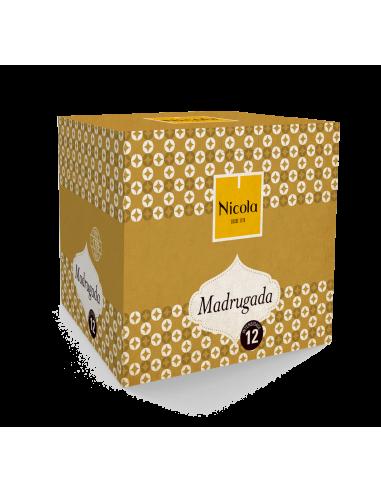 Cápsulas Coffee System Madrugada