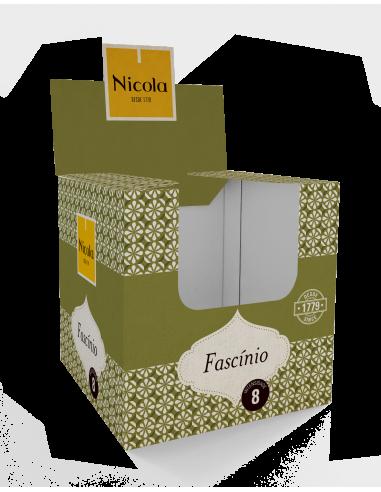 Cápsulas Coffee System Fascínio