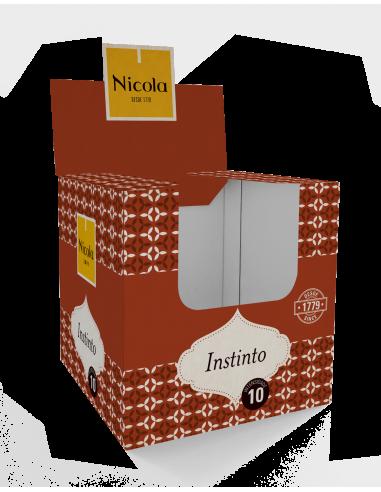 Cápsulas Coffee System Instinto