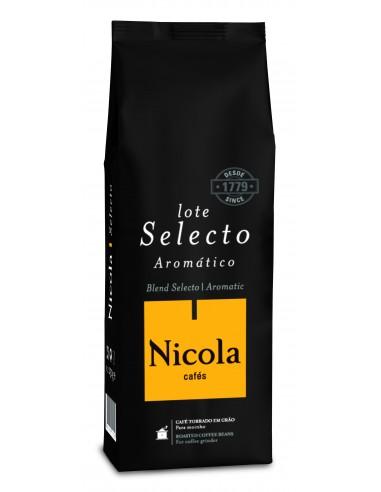 Café em grão SELECTO